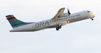 First ATR to fly using… cooking oil!