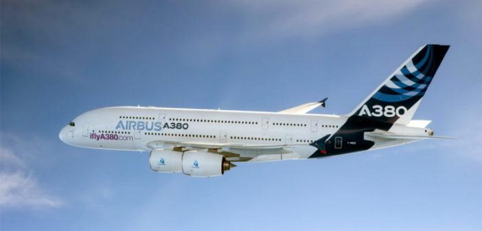 Transfer of A380 MSN4 to the Paris aerospace museum
