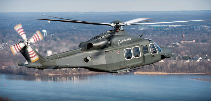 Leonardo and Boeing join forces to replace the USAF legacy Huey fleet