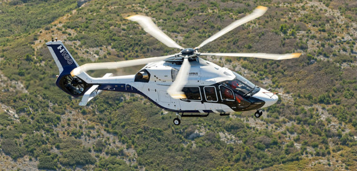 French MinDef opts for the Airbus H160 as main future military rotorcraft
