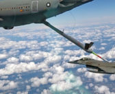 Airbus performs first ever automatic air-to-air refuelling