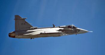 Saab's new baby performs maiden flight
