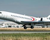 Dassault Falcon 5X performs maiden flight