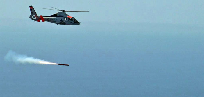 Successful first firing for MBDA's Sea Venom /ANL