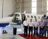 Embraer delivers first Phenom 100 for UK´s MFTS programme