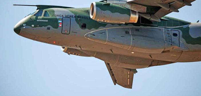 Embraer KC-390 concludes world demo tour