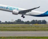 Airbus A330neo prototype performs maiden flight