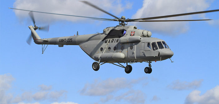 Russian Helicopters and the Mexican Ministry of Defense continue cooperation