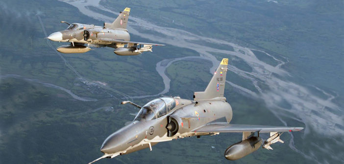 IAI completes Kfir upgrading for Colombian Air Force
